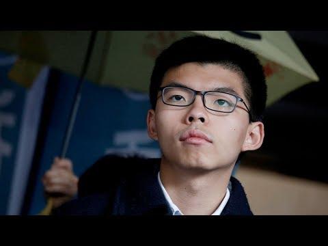Umbrella Movement's Joshua Wong Sentenced to JailAgain