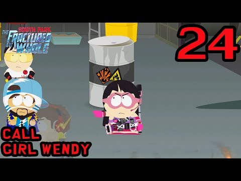 South Park The Fractured But Whole Part 24 - Call Girl Wendy - General Disarray