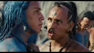 Apocalypto filmi efsane kaçış sahnesi