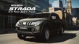 Mitsubishi Strada - It's Your Sport Truck