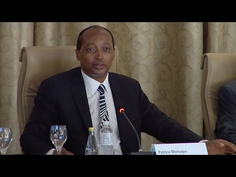 Take community engagement seriously, ARM's Motsepe advises