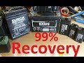 How To Recover | Repair Dead lead Acid Battery 4V 6V 12V At Home
