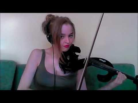 Imany   Don't Be So Shy Filatov & Karas Remix   Joanna Haltman Cover Violin   Skrzypce Elektryczne
