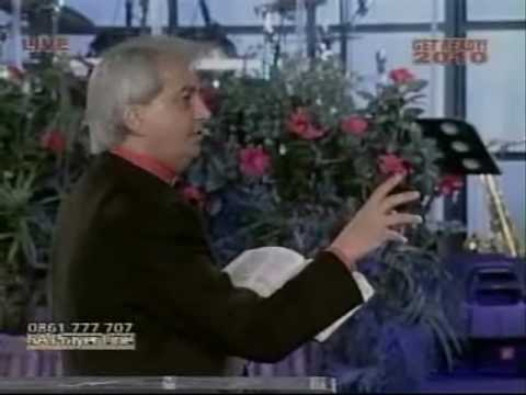 Benny Hinn Prays and Talks with Youth in South Africa