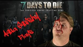 Bald with a Porn 'Stache! - 7 Days To Die