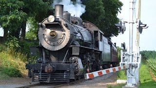 Strasburg Rail Road N&W 475