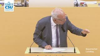 """Thomas Kreuzer in der Aktuellen Stunde zum Thema """"CO2-Bepreisung"""""""