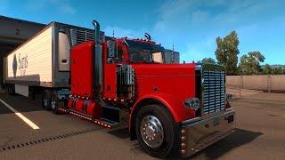 American Truck Simulator  Yogurt going to McDonalds