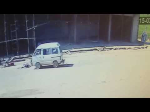 khatarnak accident  in kotli  (A.K)
