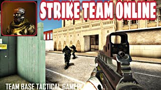 Strike Team Online(ULTRA Graphics) Android Gameplay
