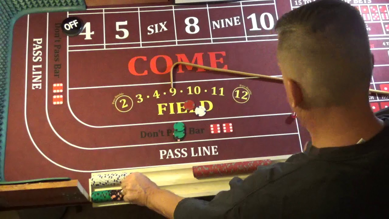 Vegas Craps Strategy