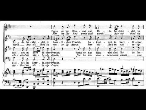 Haydn: The Creation, Hob. XXI.2 Part 1 No. 10 Fugue