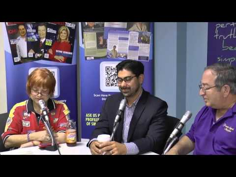 SBT Magazine Talk Show with Censere Corporate Advisory & Valuation Houston Tx 9 28 201
