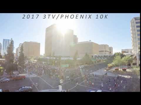 3TV Phoenix 10K & Half Marathon - Phoenix, Arizona, Nov 05 2017