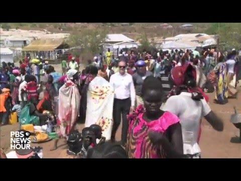 UN official describes war crimes in South Sudan