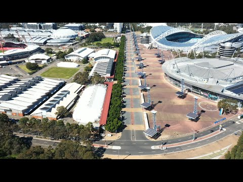 Sydney Olympic Park 20 Years On