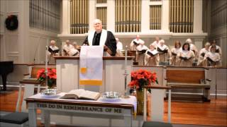 John Knox Presbyterian Church ][ 11 AM Worship Service ] December 27, 2015
