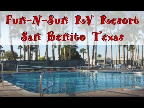 Fun N Sun Rv Resort San Benito Texas Tour Amp South Padre