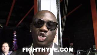 ANTONIO TARVER TALKS GOLOVKIN VS. BROOK; EXPLAINS WHY BOXING NEEDS CANELO VS. GOLOVKIN