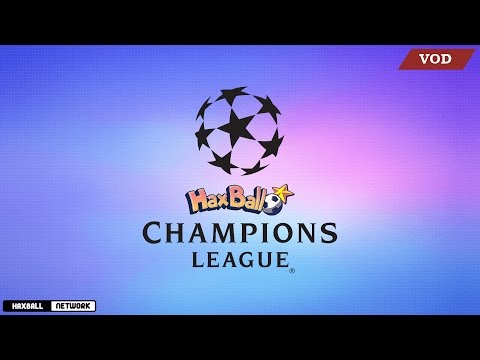 Haxball Champions League 4v4 - Final: Lux Aeterna - Stiff Wind