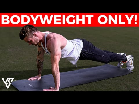 Bodyweight Chest Workout for Bigger & More Defined Pecs
