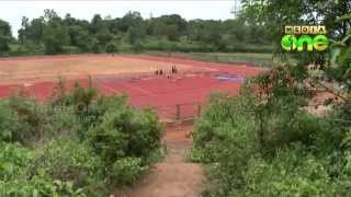 National Games: First synthetic track in Malabar getting ready in Kozhikode