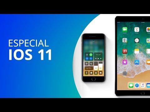 11 destaques do iOS 11: vale a pena?