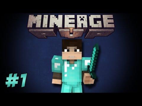 Minecraft PvP Series: Episode 1 - Epic Obsidian Base