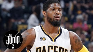 Will Paul George Stay With Pacers? | The Jump | ESPN