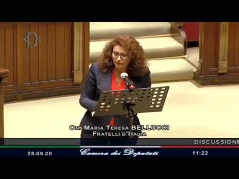 Maria Teresa Bellucci: Vogliamo trasparenza sugli atti del comitato tecnico-scientifico