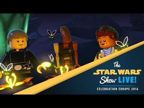 Behind the Scenes with LEGO Star Wars: The Freemaker Adventures | Star Wars Celebration Europe 2016