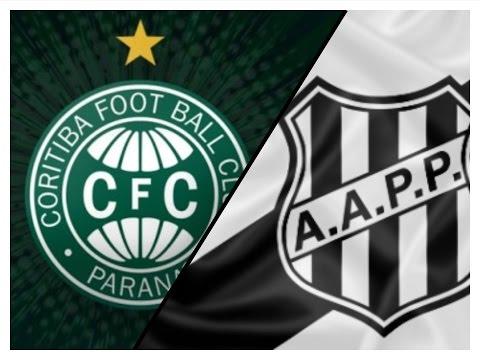 Coritiba 3 x 1 Ponte Preta | Melhores Momentos 07/08/2016 Brasileirão 2016