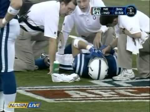 Wild Card Patriots vs Colts 2001