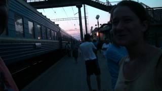Котовск, Одесская область ЖД Вокзал ч.2(, 2011-09-15T21:16:38.000Z)