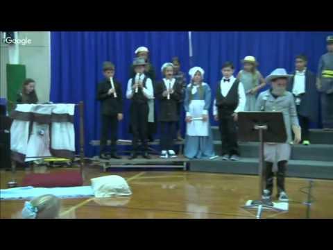 "4th Grade Program ""The Secret River"" 2015-16"