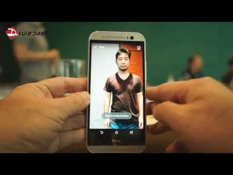 [DroidSans Review] รีวิว HTC One M8 ตอนที่ 1 ตัวเครื่องและฟีเจอร์กล้อง