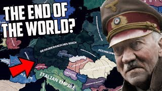 What if Germany Won WW2?! HOI4