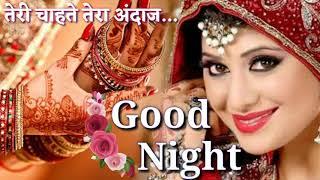 Good night video - Beautiful whatsapp status, sweet status, Greetings, wishes, quotes, massage, love
