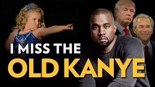 I Miss The Old Kanye West