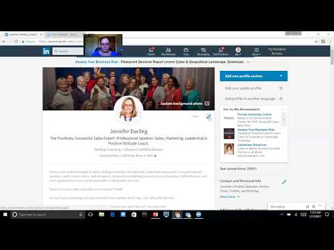 Build Influence Give Value Find Prospects Using LinkedIn 7 17 17