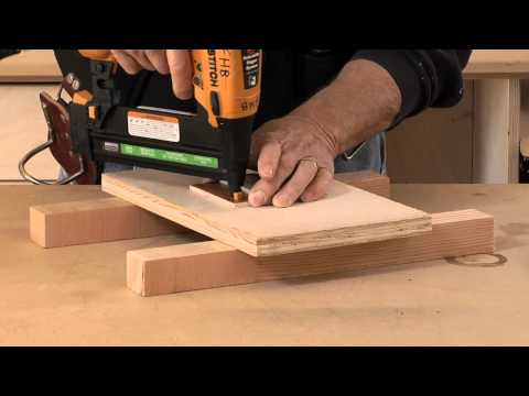 Hold your sharpening stone steady on the job site