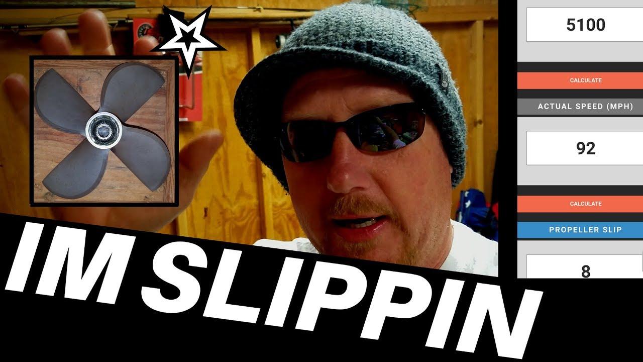 PROPELLER SLIP 101 | 410 BILLHILLY STYLE     I AM SLIPPING - E115