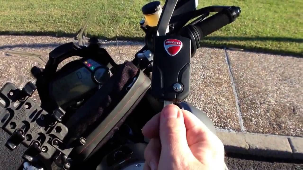 Ducati Key Not Working - Solution for 2014 Ducati Multistrada 1200S GT