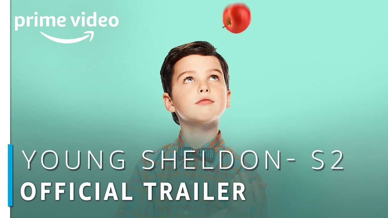 Download Young Sheldon - Season 2 | Iain Armitage | Official Trailer | TV Show | Amazon Prime Video