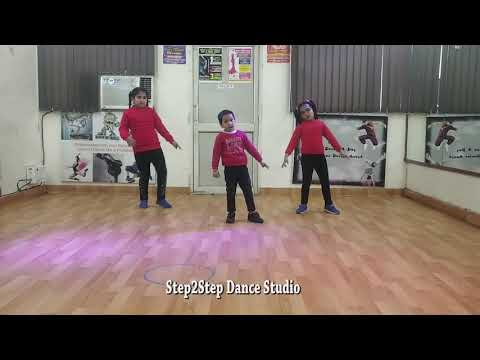 Mirchi Lagi Toh Dance | Cute Kids | Step2Step Dance Studio, Phase 3b2 Mohali | Bollywood Dance
