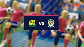 Bucaramanga vs Jaguares  - Mejores jugadas   Fecha 11 Liga Aguila II 2018