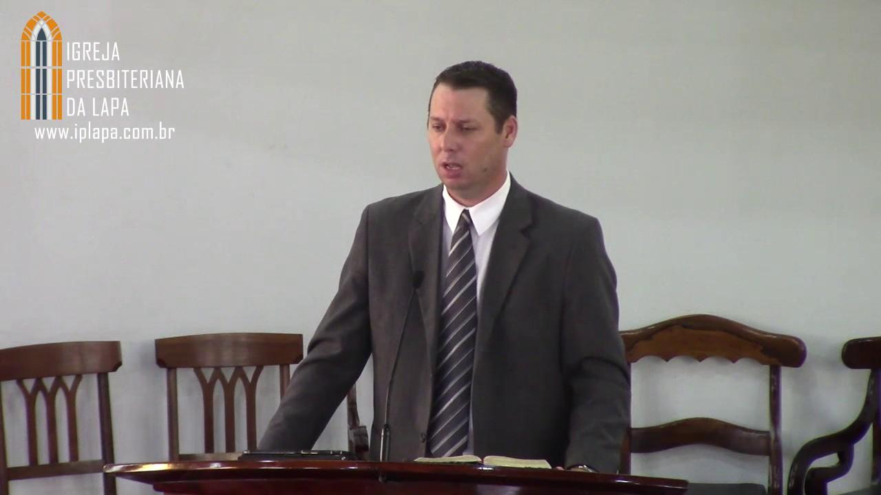 Lucas 18.1-8 - Rev. Wagner Zanelatto