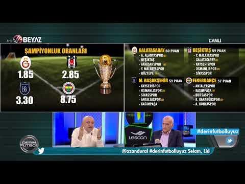 Süper Lig'te kim şampiyon olacak?