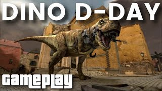 Dino D-Day - Gameplay (No Commentary)