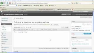 wie man wordpress-blog erstellen in 15 Minuten tutorial von m yakub chowdhury